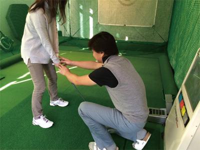 ゴルフレッスンと整体をするメリット
